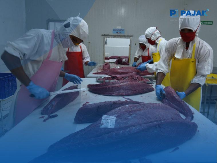 Neraca Perdagangan Kelautan dan Perikanan Surplus