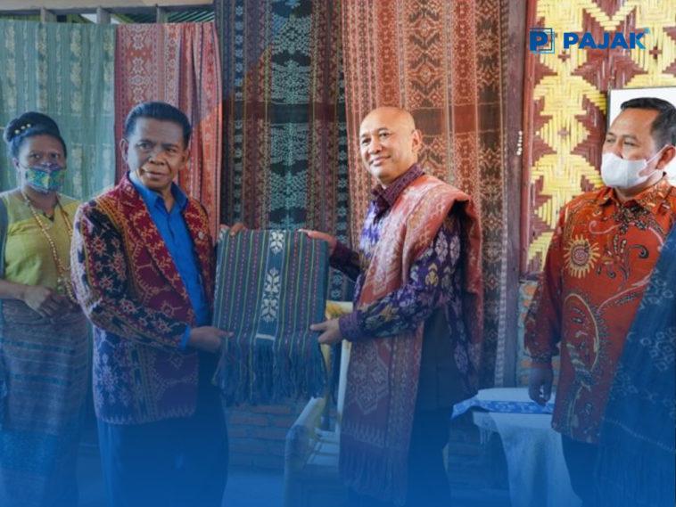 Sinergi BI dan KemenkopUKM Rilis Pusat Wastra Nusantara (PWN)