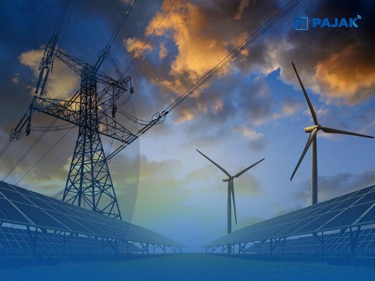 Tarif Pajak Karbon Belum Memicu Pengembangan EBT
