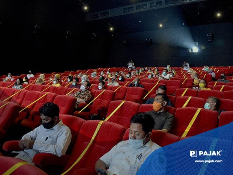 Bioskop Boleh Buka pada Perpanjangan PPKM Jawa-Bali