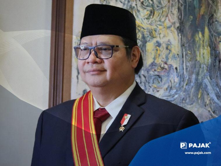 Menko Airlangga: Realisasi PEN Capai Rp 377,5 Triliun