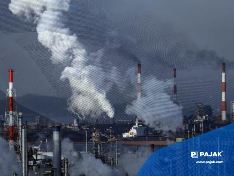Sri Mulyani: Pajak Karbon untuk Wujudkan Ekonomi Hijau
