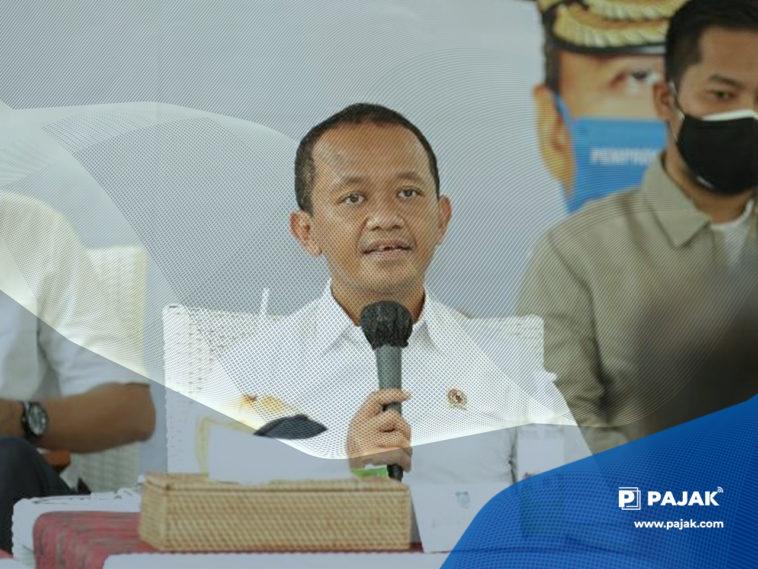 Menteri Investasi Putus Kontrak Produksi dengan PT Gili Trawangan Indah